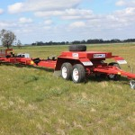 Windrower Trailer