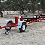 canola pick up trailer